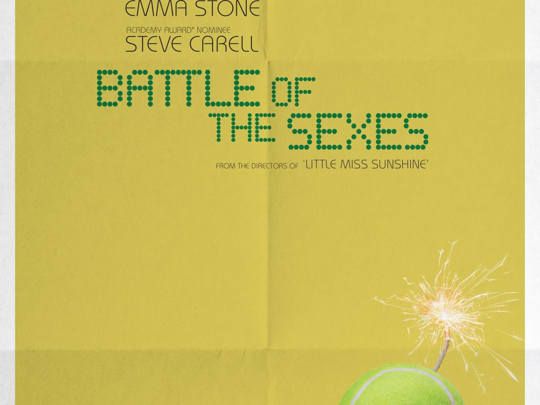 Battle of the Sexes: One-sheet Teaser  Thumbnail