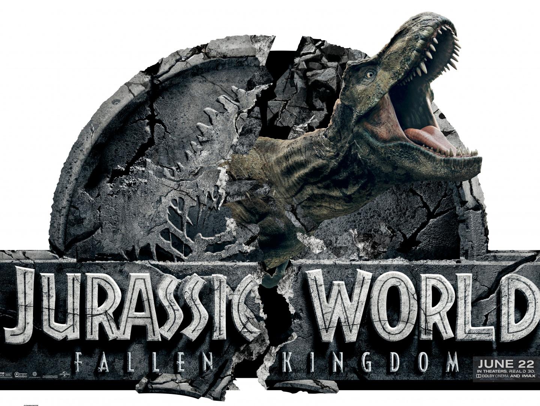 Jurassic World Standee Thumbnail