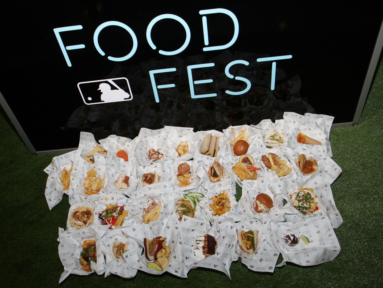MLB FoodFest Thumbnail