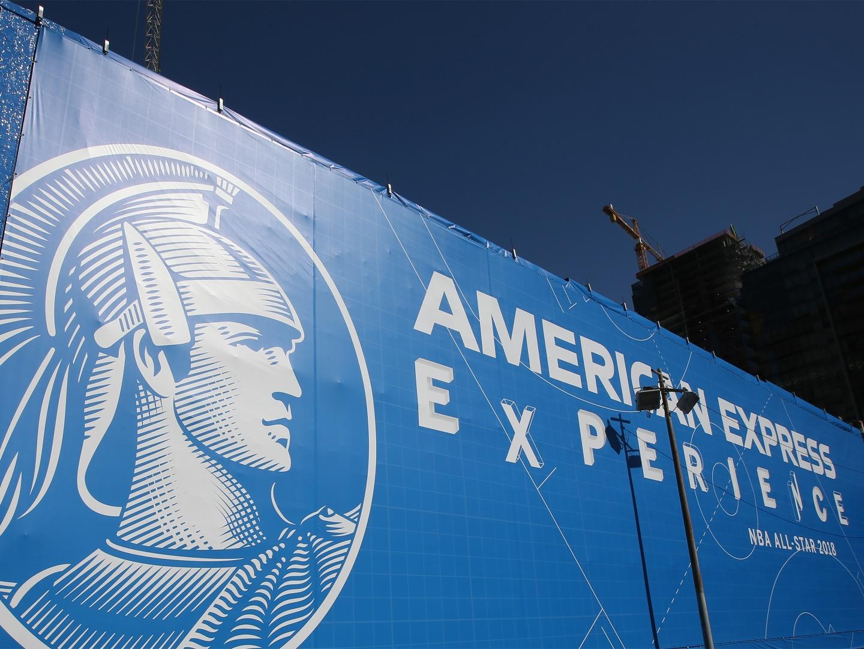 American Express NBA Allstar Weekend Thumbnail