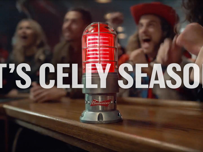 Budweiser Celly SZN Thumbnail