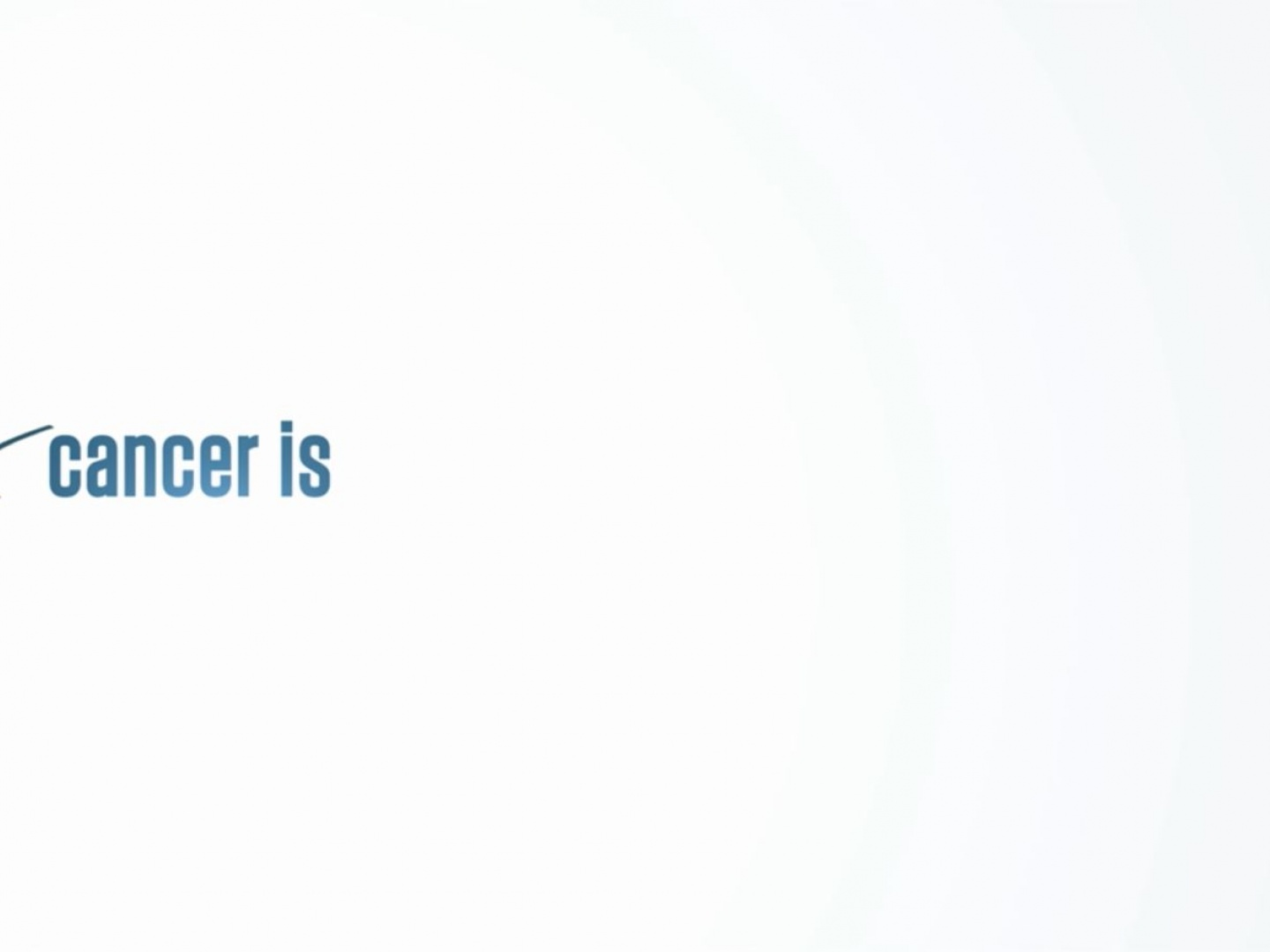 Cancer Is... Thumbnail