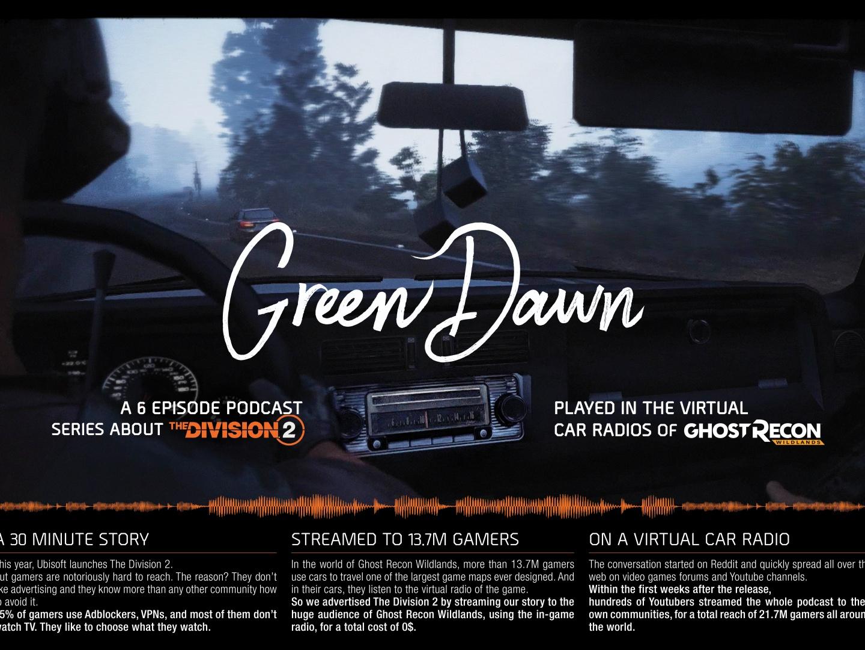 Green Dawn Thumbnail