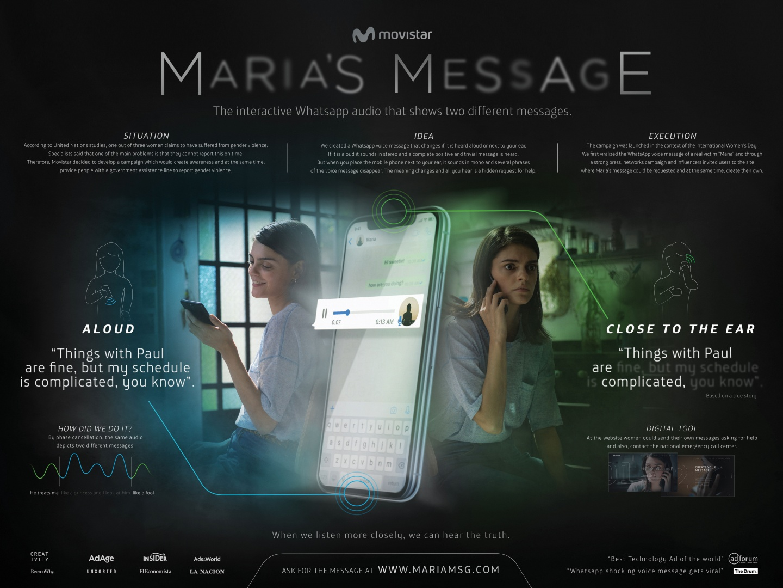 Maria`s Message Thumbnail