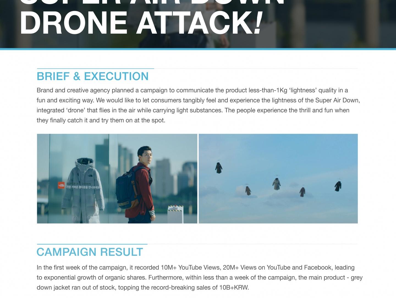 Super Air Down Drone Attack Thumbnail