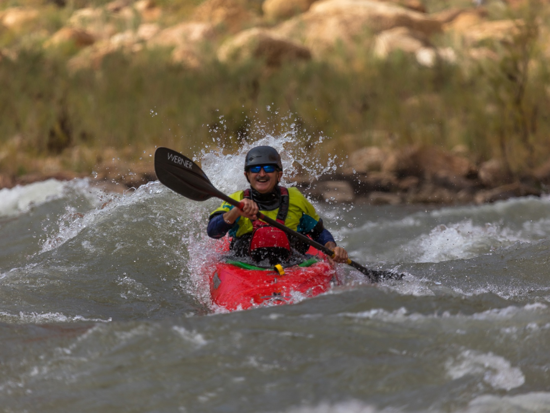 5 Blind Veterans Kayak the Grand Canyon  Thumbnail