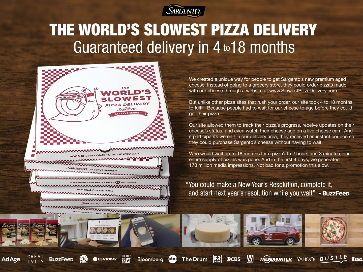 World's Slowest Pizza Thumbnail