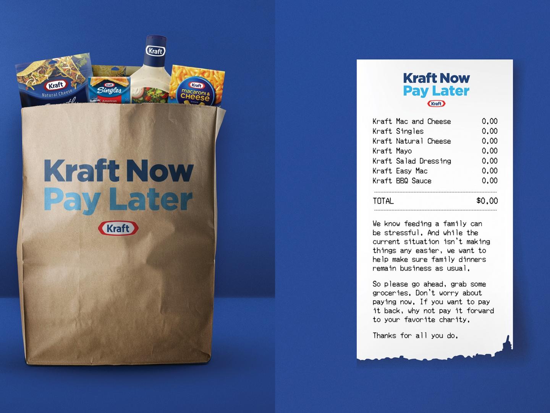 Kraft Now Pay Later Thumbnail