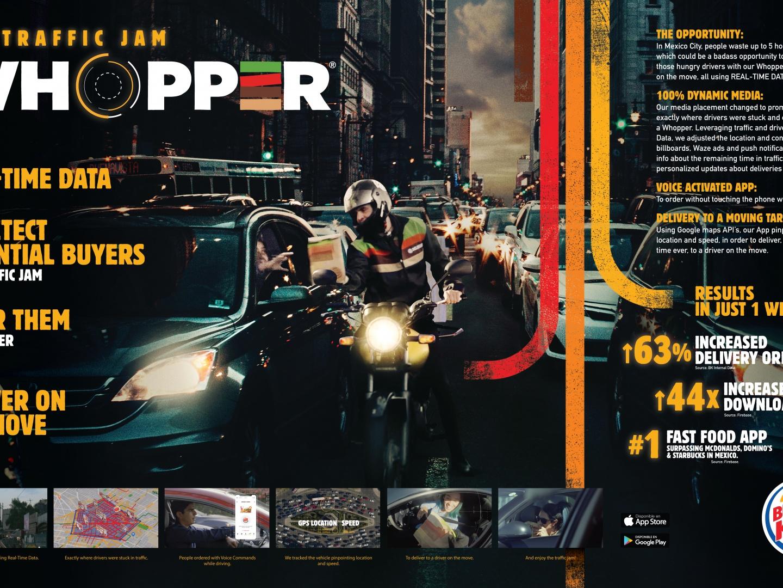 The Traffic Jam Whopper Thumbnail