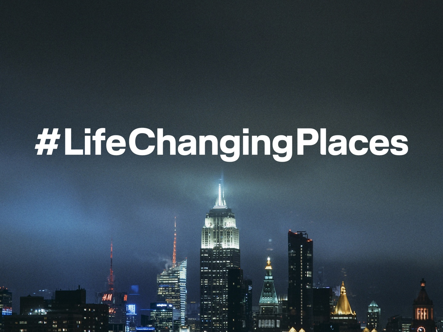 #LifeChangingPlaces – New York Thumbnail