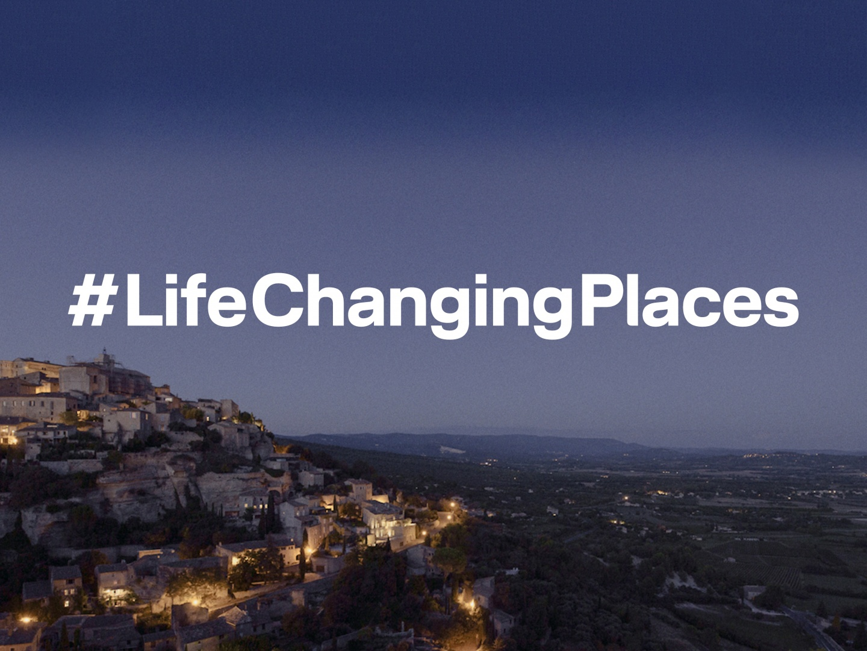 #LifeChangingPlaces – France Thumbnail