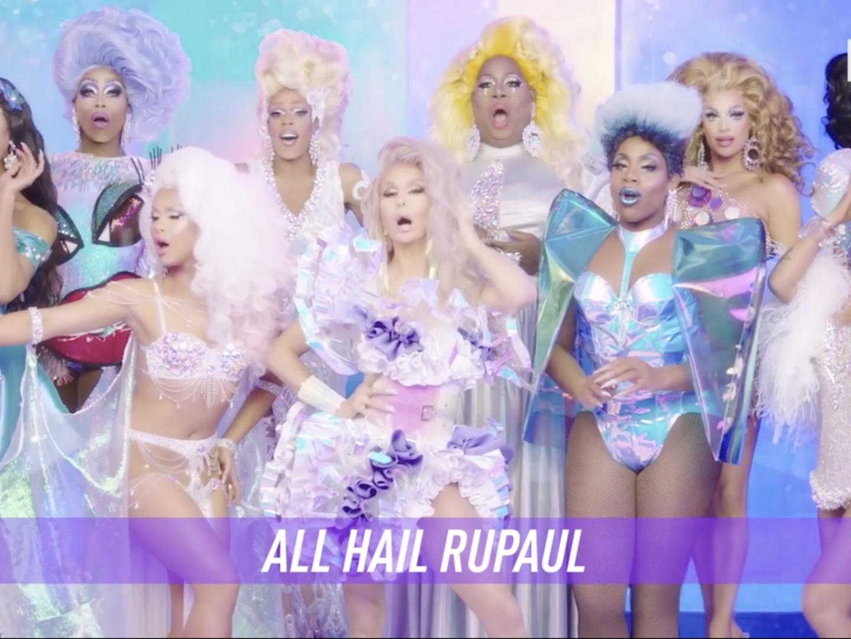RuPaul's Drag Race All Stars Season 4 - Music Video Thumbnail