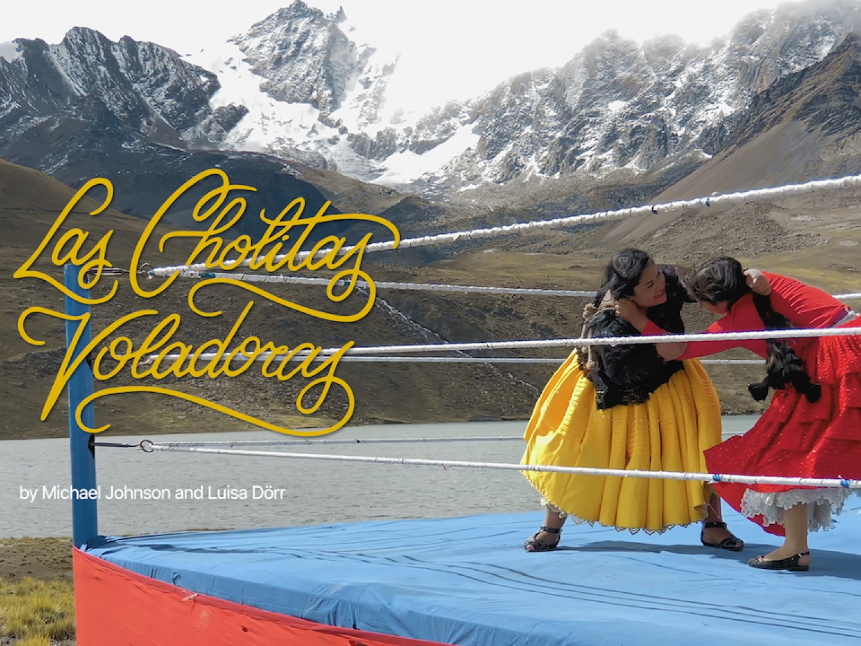 The Flying Cholitas Thumbnail