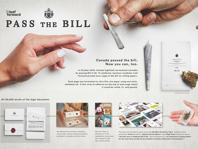 Pass The Bill Thumbnail