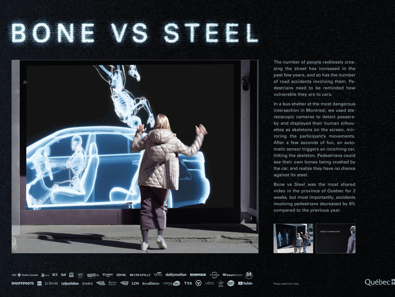 Bone vs Steel Thumbnail