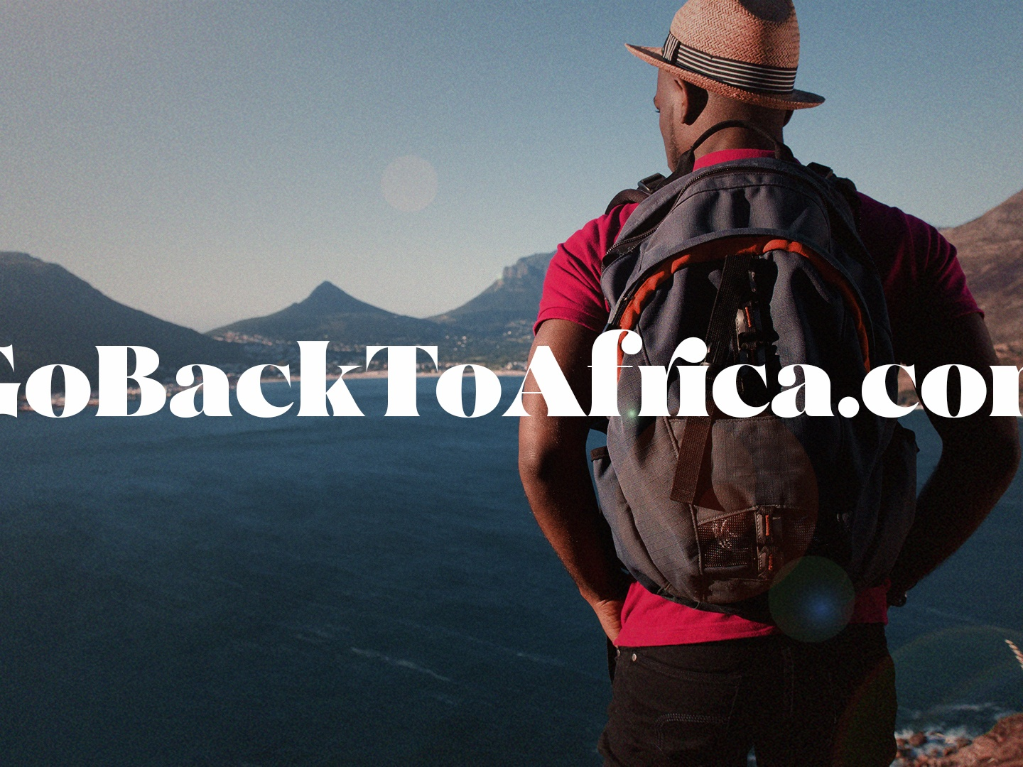 Go Back To Africa Thumbnail