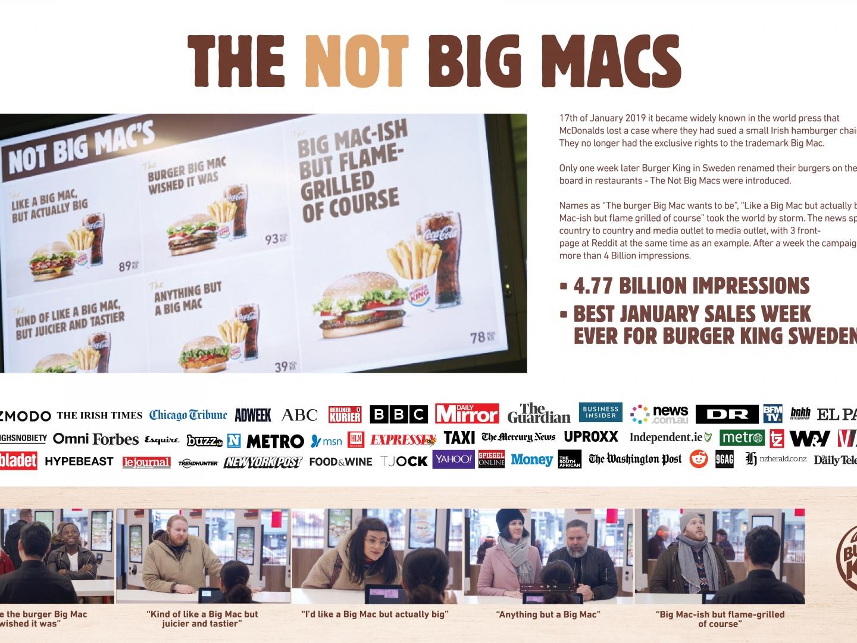The Not Big Macs Thumbnail