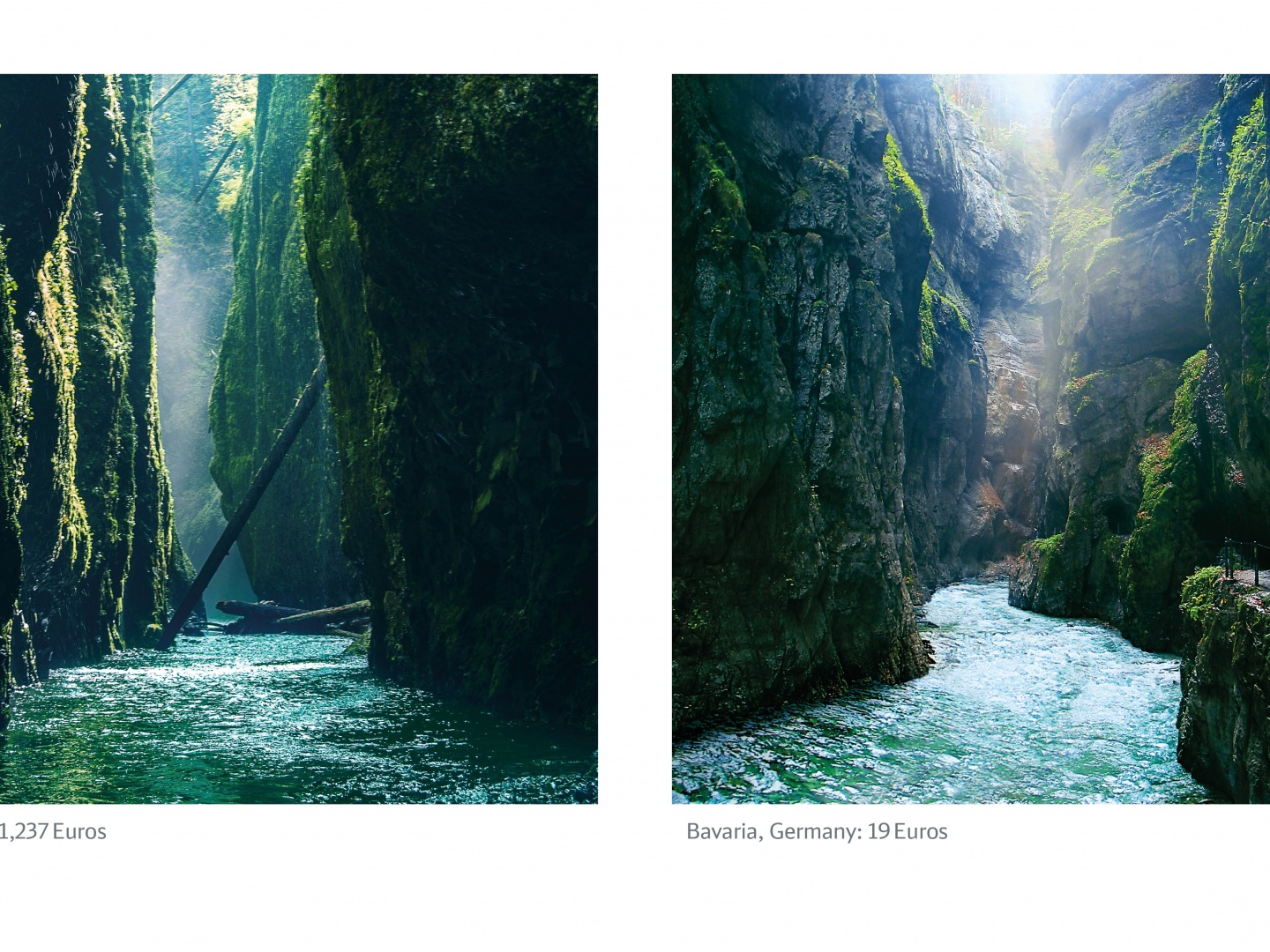 Image for No need to fly – Around the world in Germany: Oregon - Bavaria