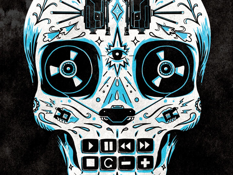 Image for Blue Skull