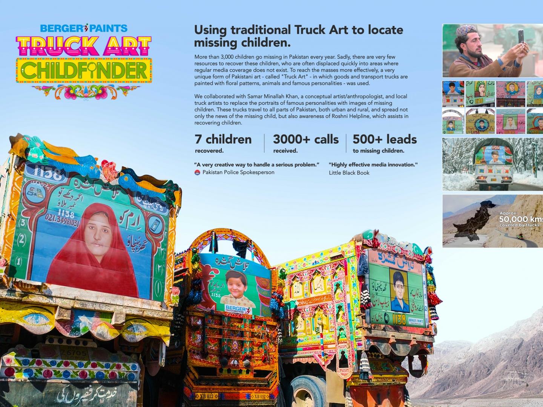 Truck Art Childfinder Thumbnail