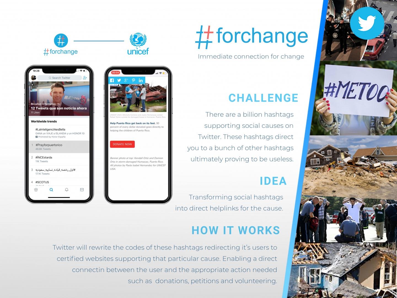 #forchange Thumbnail