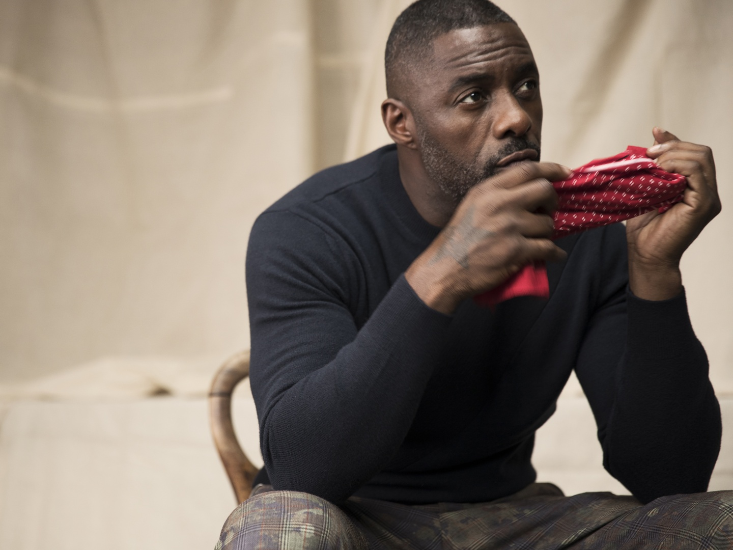 Breast Cancer Awareness – Idris Elba Thumbnail