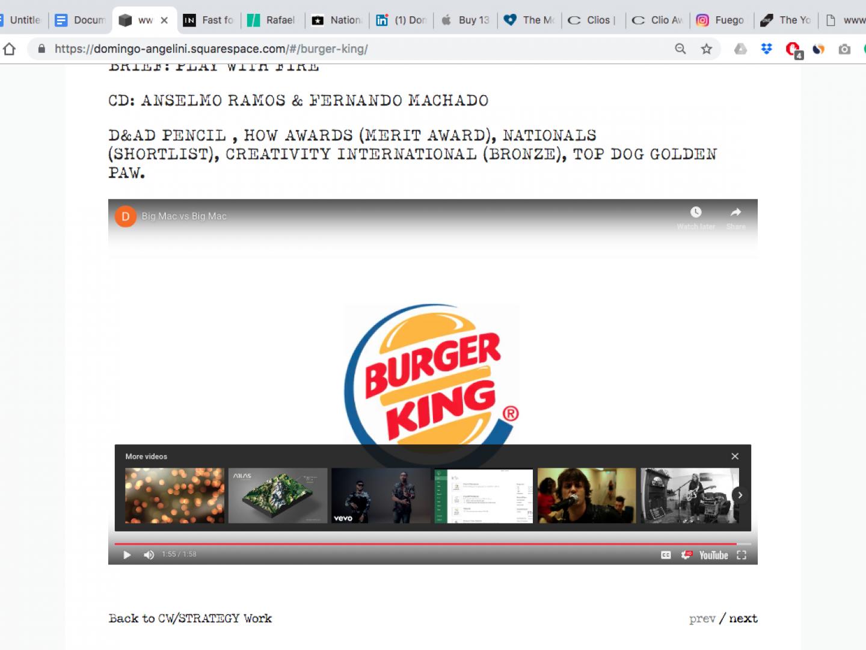 Big Mac Vs Big Mac Thumbnail