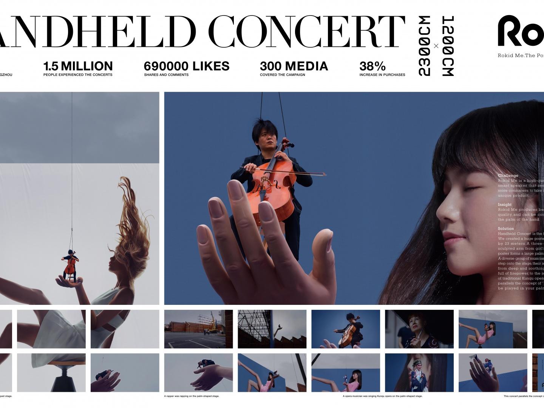 Handheld Concert Thumbnail