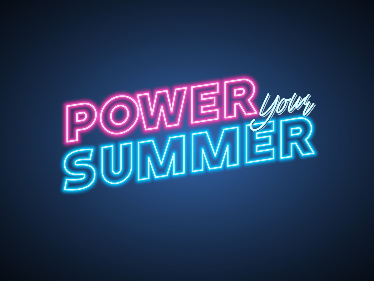 POWER YOUR SUMMER Thumbnail