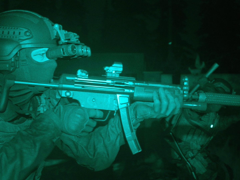 Call of Duty®: Modern Warfare® - Reveal Trailer Thumbnail