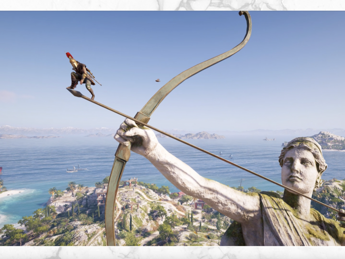 Assassin's Creed Odyssey: Photo Mode Trailer Thumbnail