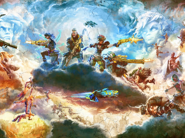 Borderlands 3 Mural of Mayhem Thumbnail