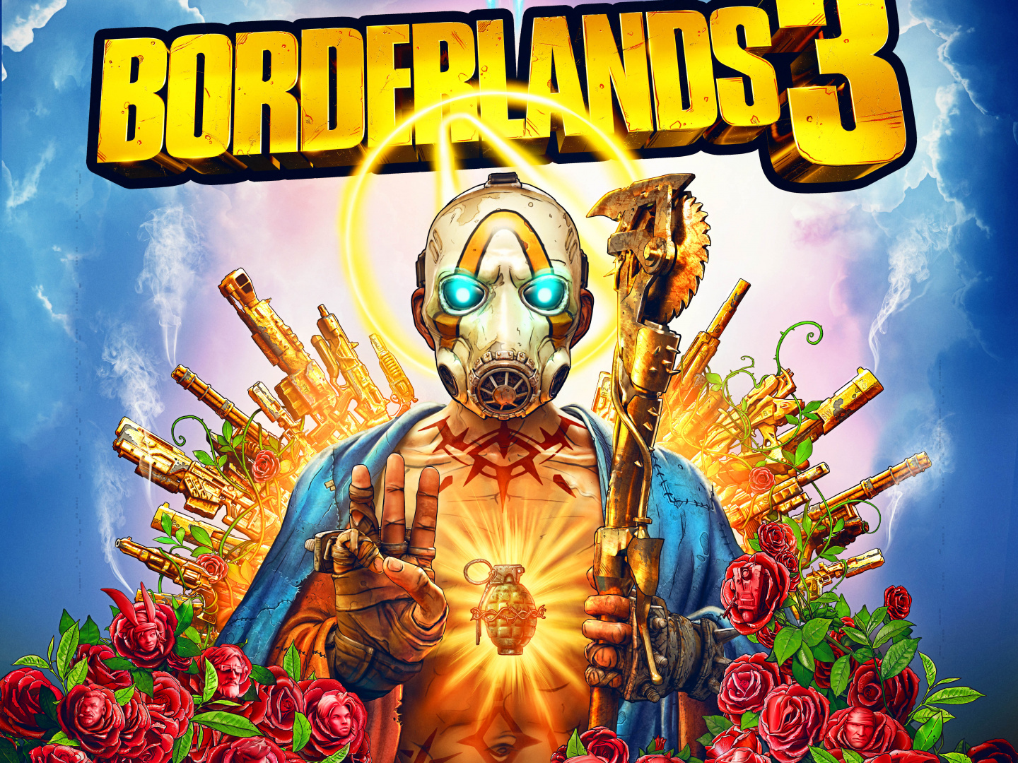 Borderlands 3 Key Art Thumbnail