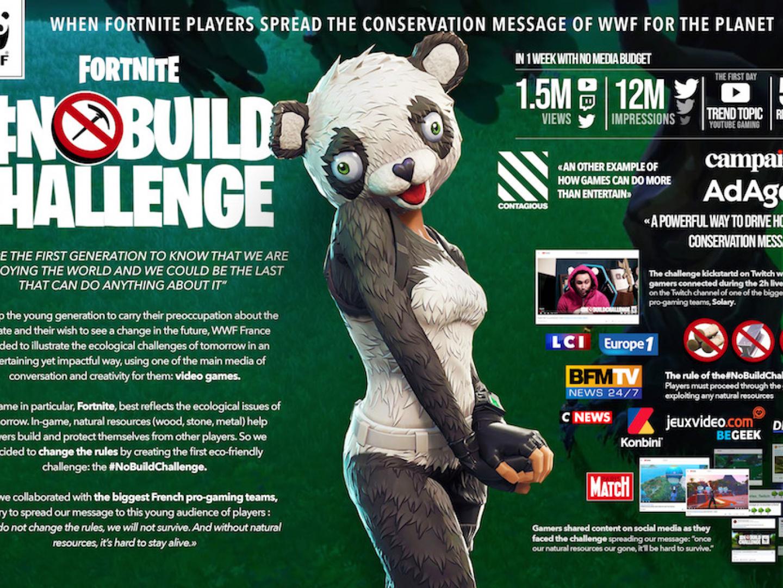WWF - #NoBuildChallenge Thumbnail