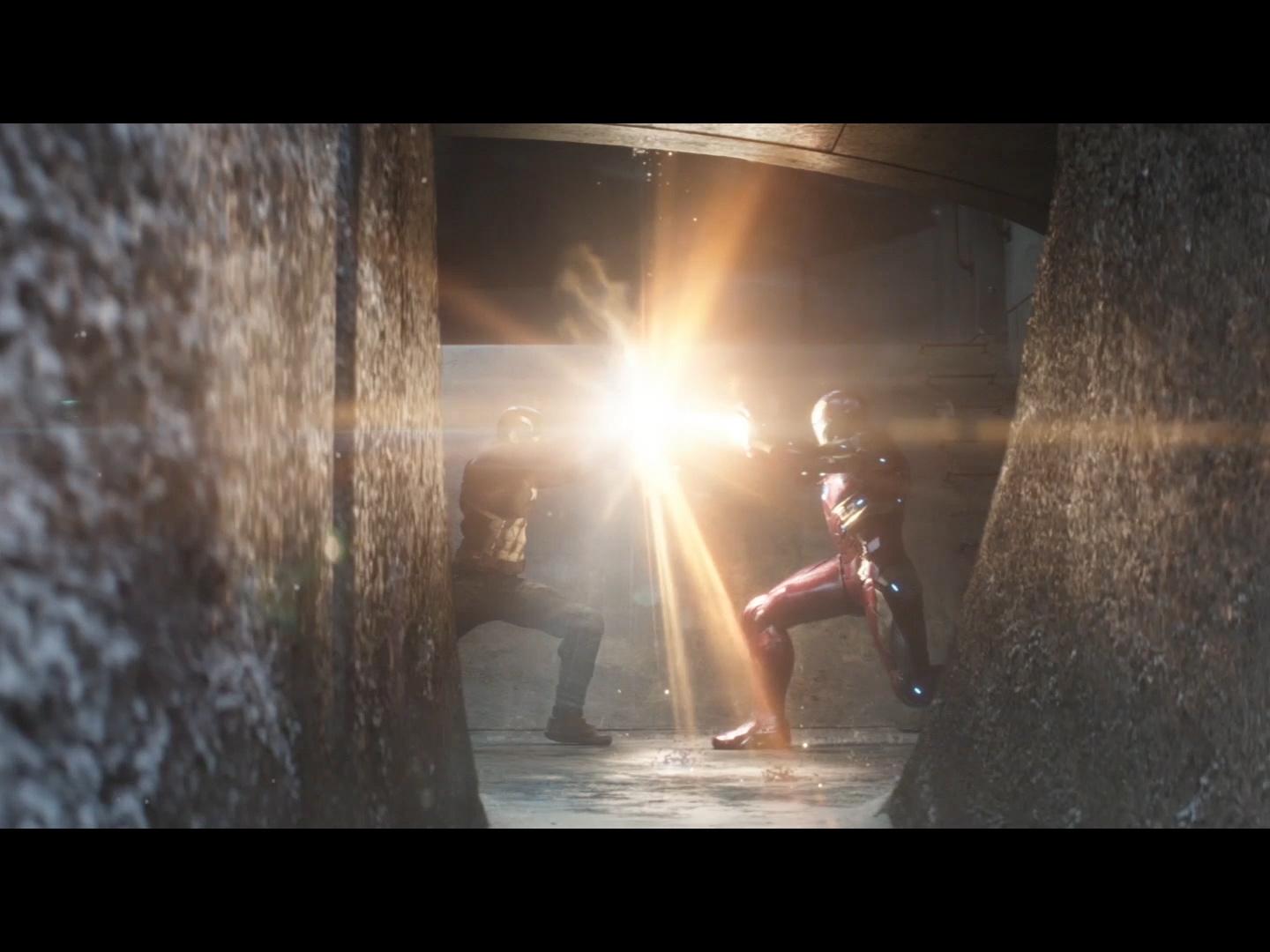 Captain America (1, 2 & 3 Combo) - Gloves Off 4K Thumbnail