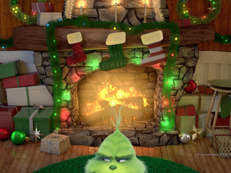 The Grinch - Cindy-Lou's Yule Log Thumbnail