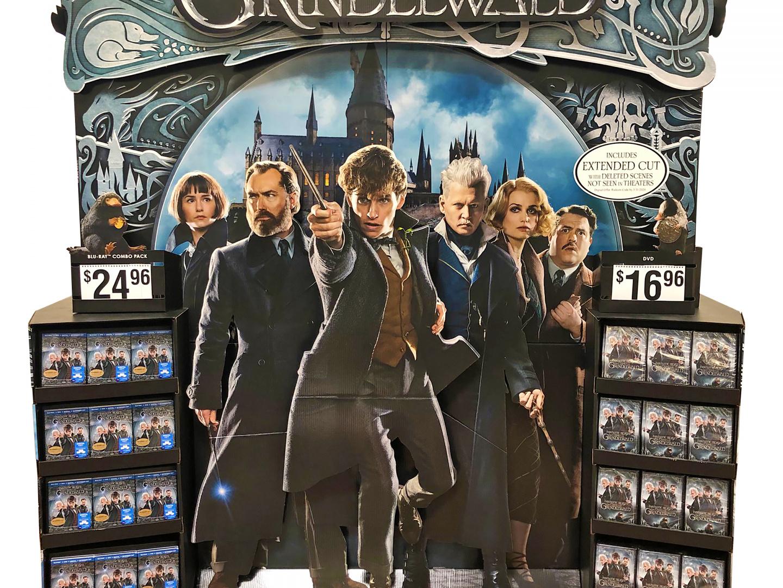 Fantastic Beasts: The Crimes of Grindewald WOW Display Thumbnail