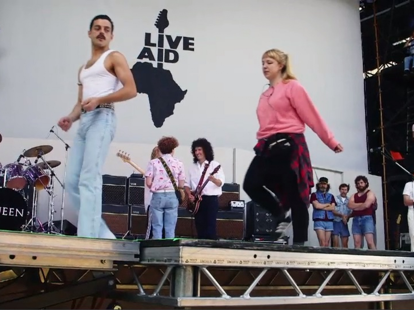 Recreating Live Aid Thumbnail