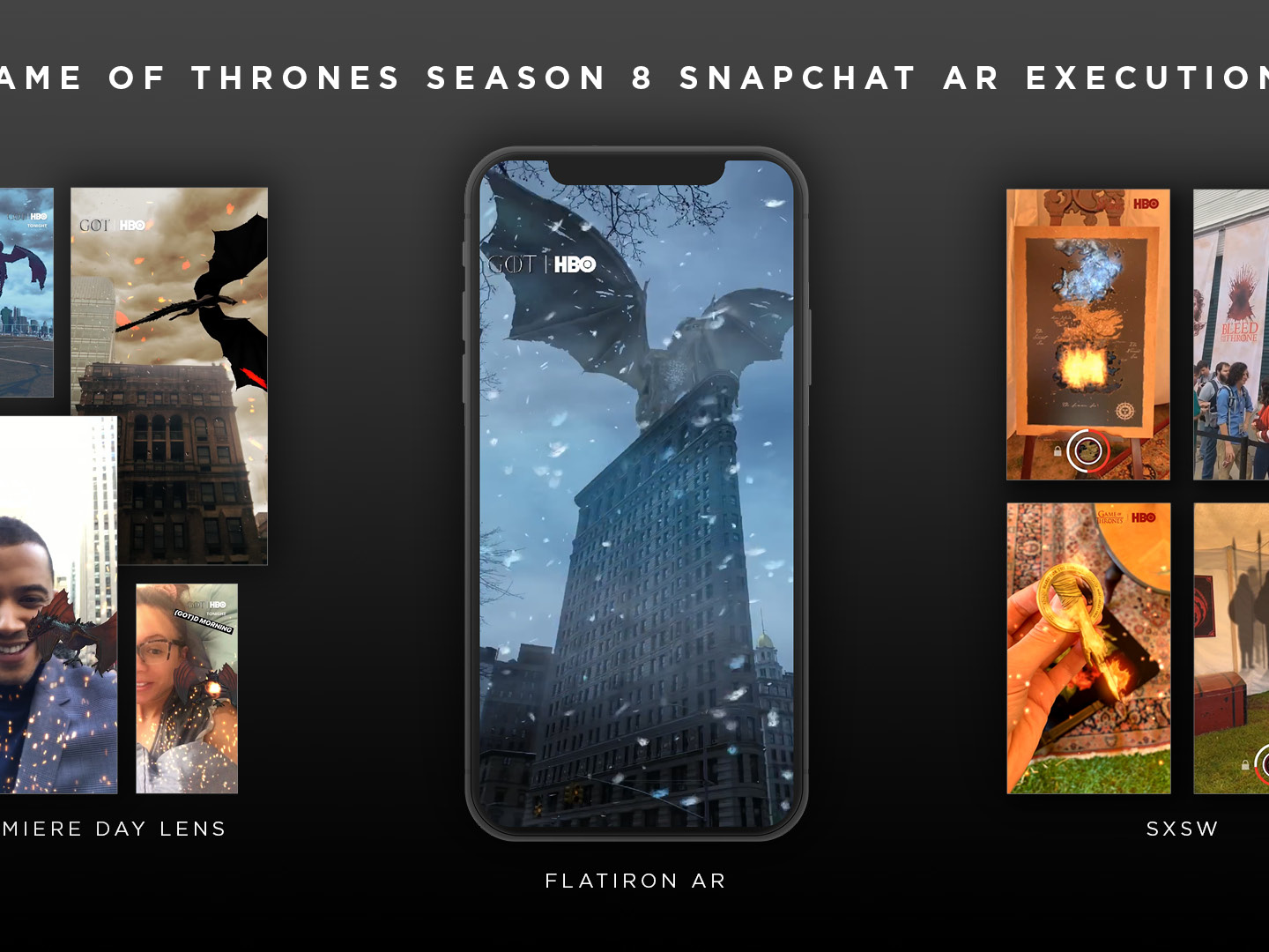 Game of Thrones: Snapchat Executions Thumbnail