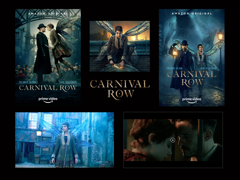 Carnival Row Campaign Thumbnail