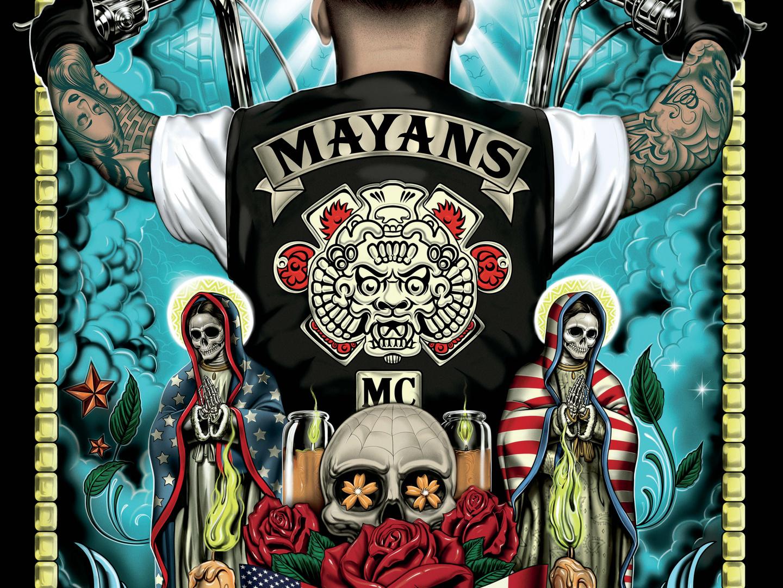 Image for Mayans M.C. - Key Art 3