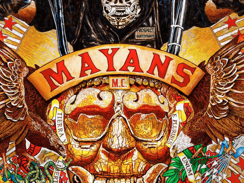 Mayans M.C. - Key Art 5 Thumbnail