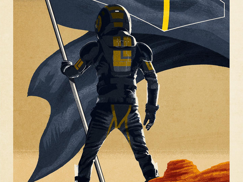 Mars Season 2: Tease Art Campaign 3 Thumbnail