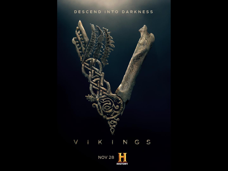 Vikings: Tease Poster Thumbnail
