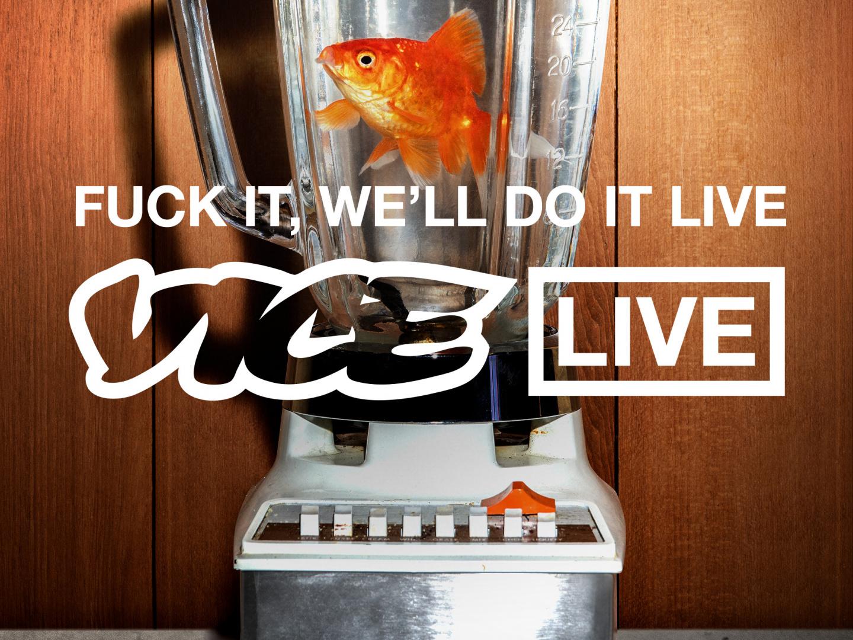 VICE LIVE Thumbnail