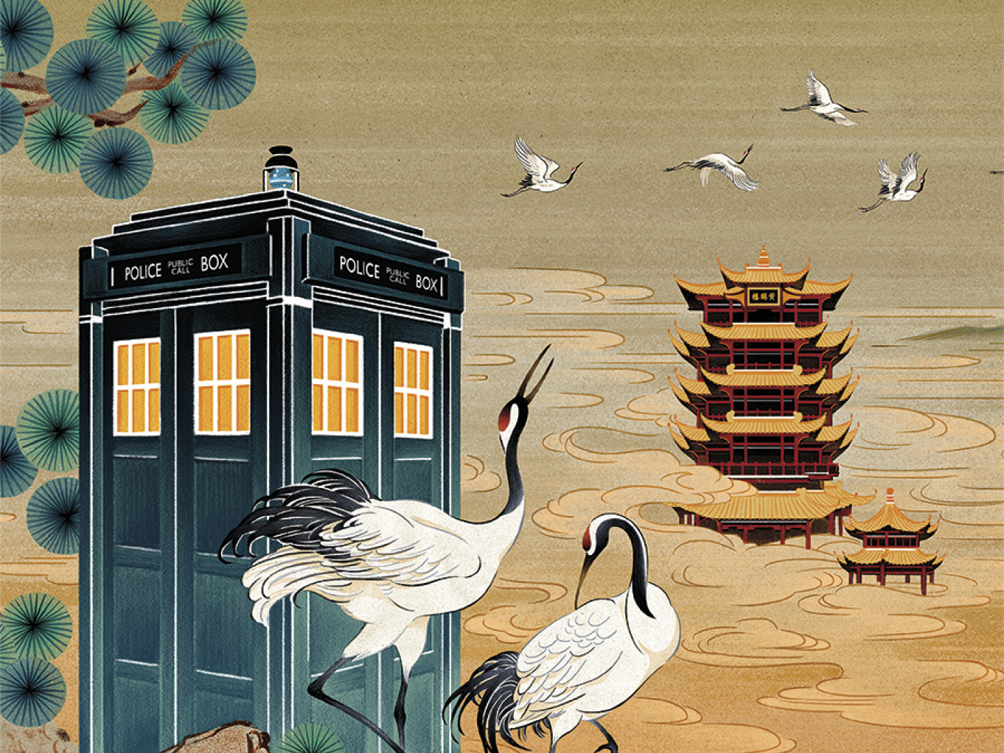 Doctor Who series 11 - China Thumbnail