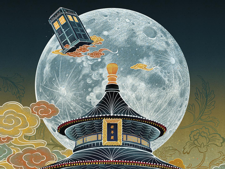 Doctor Who series 11 - China Thumbnail