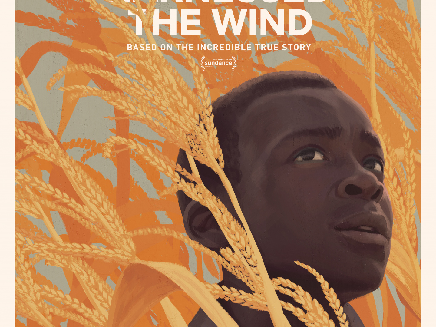 The Boy Who Harnessed The Wind / Illustrated Poster Thumbnail