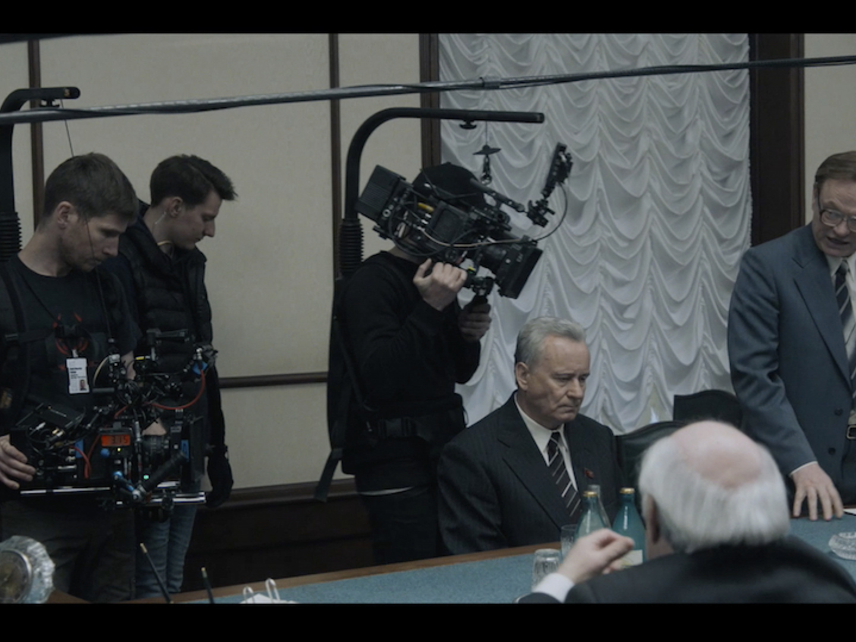 Chernobyl - Behind the Curtain Thumbnail