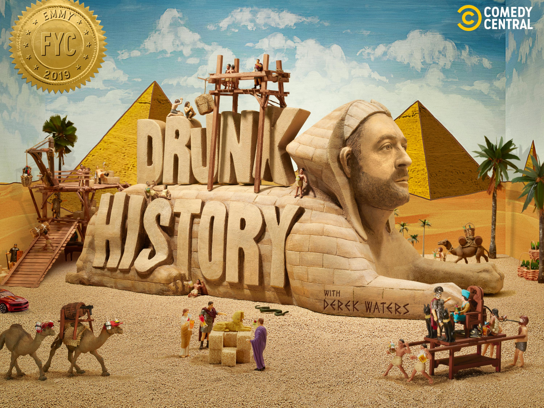 Drunk History: FYC Beer Mug Thumbnail